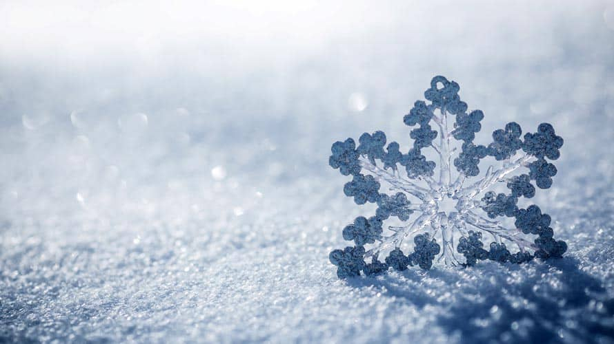 Why Do Snowflakes Have Six Sides?