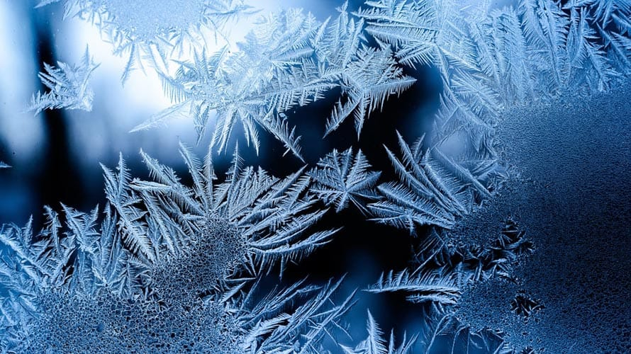 Why Does Frost Form on Windows?